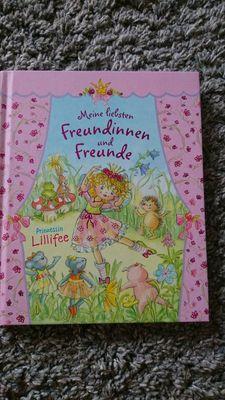 Freundebuch Test