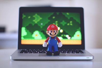 Nintendo Switch Spiele Mario