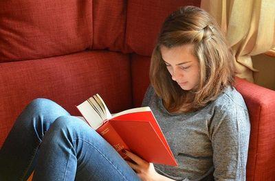 Buecher fuer 14-Jaehrige Test