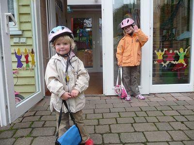 Fahrradhelm fuer Kinder Test
