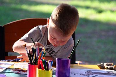 Malen nach Zahlen fuer Kinder Testbericht (1)