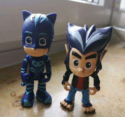 PJ Masks Spielzeug Test