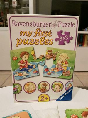 Puzzle ab 2 Jahre Testbericht (1)