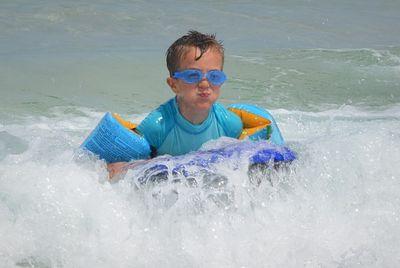 Schwimmbrille fuer Kinder Testbericht