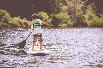 Schwimmweste fuer Kinder Test (1)