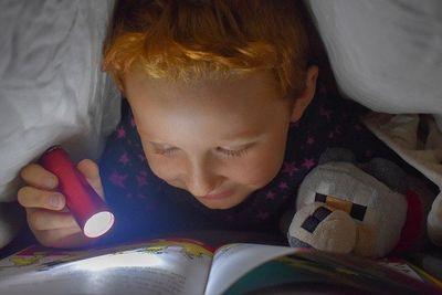 Taschenlampe fuer Kinder Test (1)