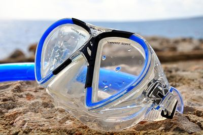 Taucherbrille fuer Kinder Test (1)