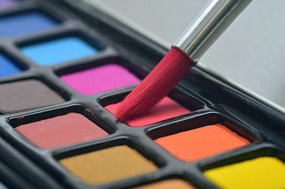 Wasserfarben fuer Kinder Test (1)