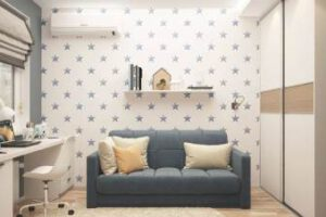 kleines Kinderzimmer