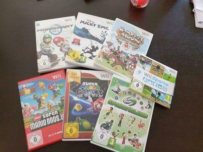 Nintendo Wii Spiele fuer Kinder Testsieger (1)