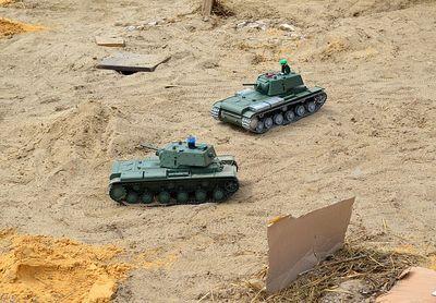 RC Panzer Testbericht