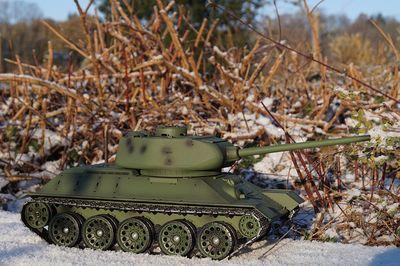 RC Panzer Testsieger