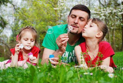 Seifenblasen fuer Kinder Testsieger