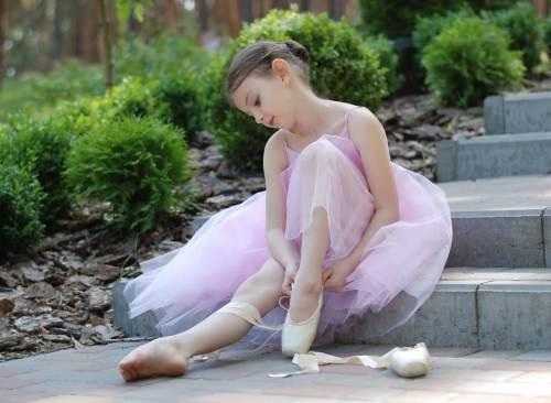 Ballettkleidung mädchen