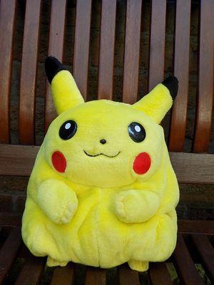 Pikachu Kuscheltier Testbericht