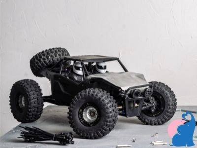 RC Buggy Test